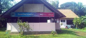 rumah desa indonesia markas blogger banyumas