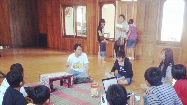 Blogger Banyumas di Vihara Purwokerto