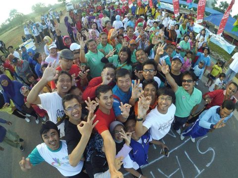 blogger banyumas di festival desa tik belitung timur