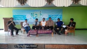 Blogger Banyumas Hadir di Festival Nipah
