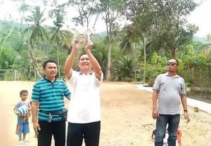 pemetaan drone di desa dermaji banyumas