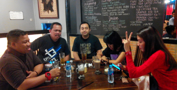 kick off averland id chapter purwokerto