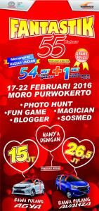 blogger banyumas dan photo hunt dan sosial media nasmoco purwokerto