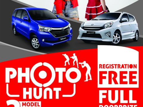 blogger banyumas dan photo hunt dan sosial media nasmoco purwokerto