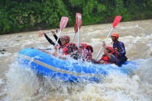 rafting serayu banjarnegara