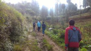 blogger banyumas kopi trip ke Bowongso Wonosobo
