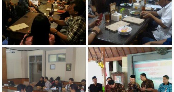komunitas blogger banyumas bersama bappeda