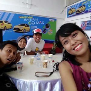 family gathering banyumas raya fortuner community