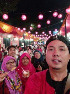 blogger banyumas festival imlek hotel java heritage purwokerto