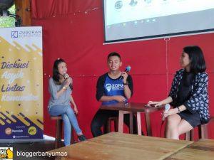 blogger banyumas di juguran komunitas purwokerto