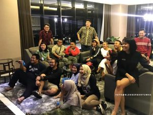 juguran blogger di hotel grand karlita purwokerto